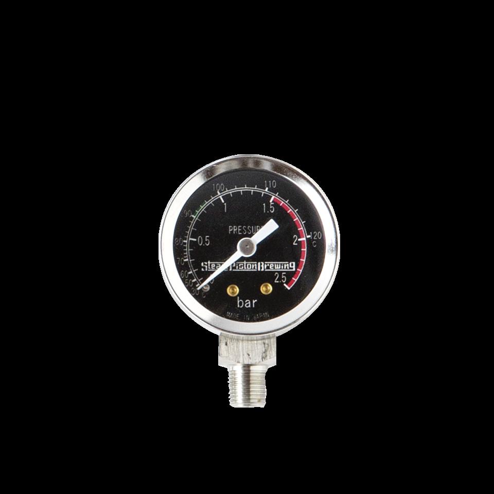 圧力換算水温計